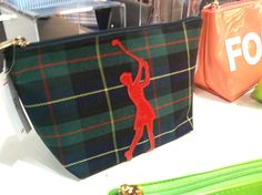 Cute golfer accessory bag from @Lolo Bag at the #PGAShow. #golf #tournament