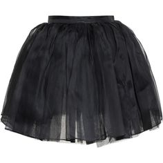 Olympia Le-Tan Tutu Skirt ($1,015) ❤ liked on Polyvore featuring skirts, tutu skirts, ballet tutu, ballerina tutu, layered skirt and flare skirt