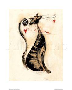 Leopold Th Cat Pôsters por Marilyn Robertson na AllPosters.com.br