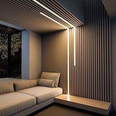 Home Ceiling Lights Lighting Design Wall Living room Interior design Property Home Design, Wall Design, Home Interior Design, Interior Architecture, Design Ideas, Interior Lighting Design, Modern Lighting Design, Design Bedroom, Architectural Lighting Design