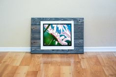 Wood Wall Art and Daisy Flower Photography on Wood by CreativesByCourtney on Etsy