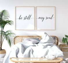 You Will Forever Be My Always Printable Art, Set of 2 Wall Art, Couple Bedroom Decor, Above Bed Art, Bedroom Prints, Bedroom Art, Bedroom Ideas, Master Bedroom, Bedroom Signs, Large Bedroom, Canvas For Bedroom, Bedroom Corner, Single Bedroom