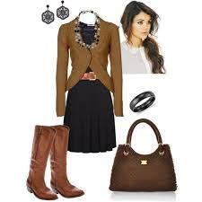 Resultado de imagen para black casual dress outfit