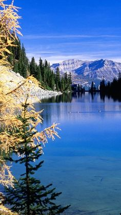 Lake-Agnes-Banff-National-Park-Canada-North-America.I want to go see this place one day. Please check out my website Thanks. www.photopix.co.nz