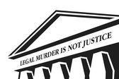 Cent posters contre la peine de mort - Libération