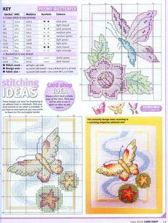 Gallery.ru / Фото #4 - Cross Stitch Card Shop 18 - WhiteAngel