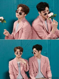 #jinho #wooseok #critical beauty #hongseok #hui #yanan #shinwon #e'dwan #yato #kino #youone #pentagon #mv #kpop #bts #nct #exo  #flowers #beauty