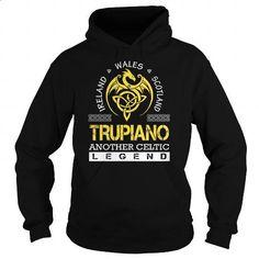 TRUPIANO Legend - TRUPIANO Last Name, Surname T-Shirt - #personalized gift…