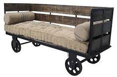 Risultati immagini per muebles diseño industrial vintage