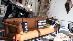 L'ex-architecte d'intérieur française Emmanuelle Bernard tente l'aventure américaine à Miami avec un concept store à l'esprit européen au cœur de Winwood, le quartier des galeries d'art.