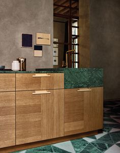 Arrange a kitchen appointment with one of our Cesar NYC Kitchen Designers. Contact us via email, contact form or phone to set up a showroom appointment. Luxury Kitchen Design, Interior Design Kitchen, Modern Interior Design, Kitchen Colors, Kitchen Decor, Kitchen Ideas, Veneer Door, Kitchen Pulls, Green Marble