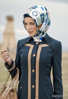 Armine Malika Silk Hijab - HijabPlanet.Com