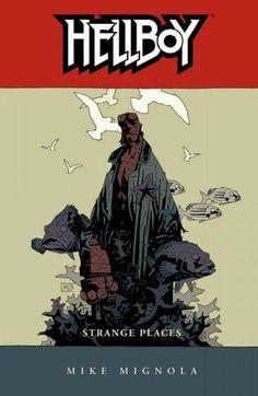 Hellboy 6: Strange Places (Hellboy (Graphic Novels))
