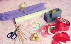 Gifts for Mothers day craft materials