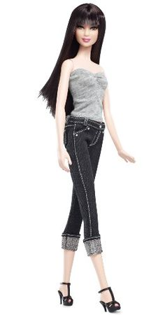 Barbie - T7739 - Basics Collection 2 - Black Label - Model No. 05 - Barbie - incl. Doll Stand and CoA Barbie http://www.amazon.co.uk/dp/B004CLZEGS/ref=cm_sw_r_pi_dp_zX9Ttb1TRFTGYYNJ