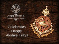 Ethnic Opulent Jadau Collection inspired by Mughal Era from Geet Jewels