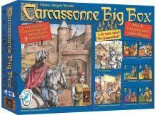 Carcassonne: Big Box 2012 | Ontdek jouw perfecte spel! - Gezelschapsspel.info