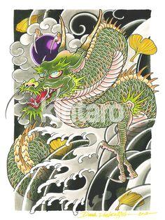 Desenhos de Dragão Facebook: Leandro Carlos Tattoo Instagram: Leandro_Carlos_Tattoo #LeandroCarlosTattoo #Ideiasdragao Dragon Japanese Tattoo, Asian Dragon Tattoo, Dragon Sleeve Tattoos, Japanese Tattoo Art, Japanese Tattoo Designs, Japanese Sleeve Tattoos, Japanese Art, Watercolor Dragon Tattoo, Dragon Classes