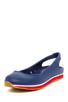 f36ae4352290e0 Crocs I d rock Slingback Flats