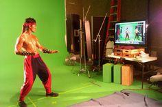 Photos of actors from the cancelled  HD remake of Mortal Kombat feat. Kitana, Sonya, Liu Kang and more image #3