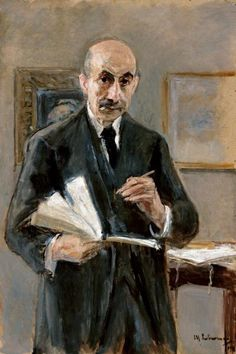 Max Liebermann - Self Portrait - art prints and posters