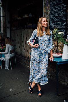 Chart the style away from the London Fashion Week catwalks | Pinterest: Natalia Escaño