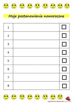 Nasz język – nasze lekcje! Lekcje polskiego dla dzieci dwujęzycznych – lekcja nr 5: postanowienia noworoczne - BilingualHouse.com Dwujęzyczność
