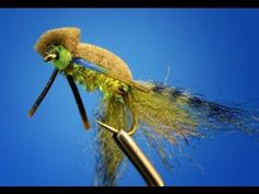 "La Ranita: Bluegill Popper by Clark ""Cheech"" Pierce - YouTube"