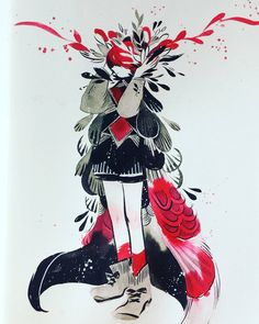 Ink by maruti_bitamin
