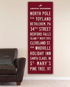 the favorite Christmas destinations...
