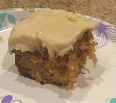 Kitchen of Kerstin: Gluten Free Carrot Cake