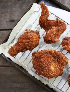 If there was a magical list of secret recipes that everyone on the internet has attempted to make before, KFC's fried chicken is pretty much at the top of that list. There are many copycat recipes around the internet, and they all claim that theirs is the one that reigns supreme, but KFC claims that none come close to the original. Recently I found out that the supposed real mixture of magical 11 herbs and spices was released, and of course I scrambled to put it to the test. Man oh man, I'm…
