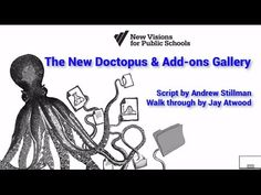 The New Doctopus & Add-ons Gallery. Now you Can really make Google Drive work for you... and... even Differentiate Assignments!