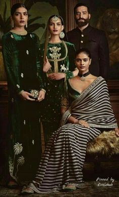Sabysachi suits: Stylish must-haves that will steal your heart away Simple Outfits, Stylish Outfits, Sabyasachi Suits, Ethnic Suit, Bollywood Celebrities, Ethnic Fashion, Fashion Games, Sari, India