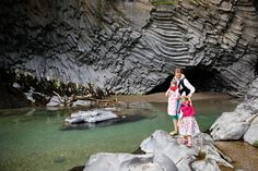 Unique in the #Italian and #European natural landscape, the #Alcantara_Gorges are one of the must-see attractions of #Sicily.