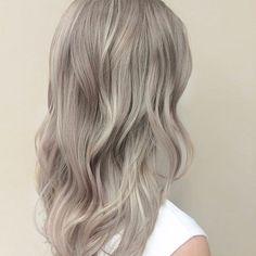 Ash blonde Colour by @hairbyleanne_hbl #pravanablonde