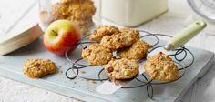 Dinkel-Apfel-Kekse