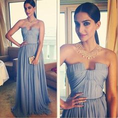 Sonam attends Chopard party at Cannes | PINKVILLA