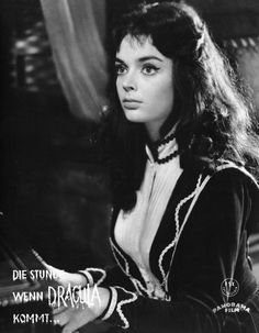 60s horror movie maven Barbara Steele