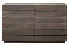 Malibu Dresser by Brownstone Upholstery on OneKingsLane.com $1349