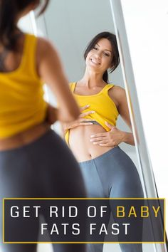 how to lose weight fast after pregnancy without exercise