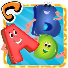 Available on Google Play Store, 'Chifro ABC: Kids Alphabet Game' gives a phonic boost to learning about alphabets for children.