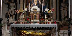 Las reliquias de San Antoninus, en Florencia - http://www.absolutitalia.com/las-reliquias-san-antoninus-florencia/
