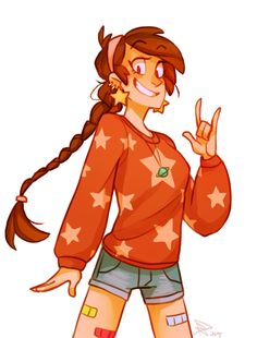 a not so little mabel ♥(ノ´∀`)