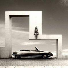 Citroen DS Cabriolet