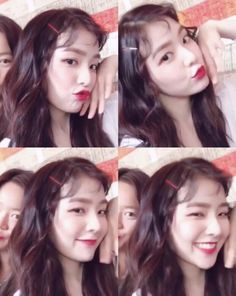 Red Velvet Seulgi, Red Velvet Irene, Kim Yerim, Red Queen, Queen Bees, Funny Faces, Korean Girl Groups, Kpop Girls, My Idol