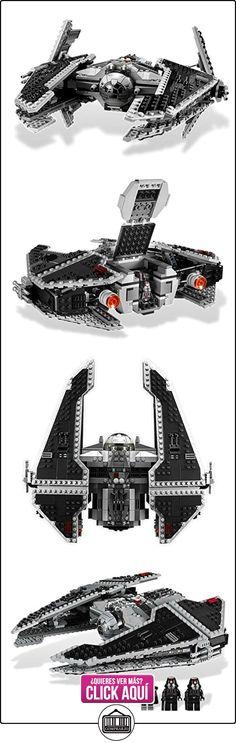 LEGO Star Wars Sith Fury-class Interceptor 748pieza(s) juego de construcción - juegos de construcción (9 año(s), 748 pieza(s), Película, 14 año(s), Multicolor, 29 cm) ✿ Lego - el surtido más amplio ✿ ▬► Ver oferta: https://comprar.io/goto/B007Q0OV4I