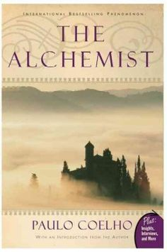 """Paulo Coelho The Alchemist """"When you really want something to happen, the whole world conspires to help you achieve it."""" #reading"""