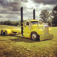 Bad Ass #mack #trucks