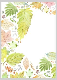 Victoria Nelson - Leaf Shapes Copy